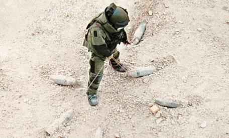 Πηγή: Everett, Rex - Lost in Iraq: The Hurt Locker