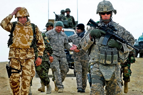 Πηγή:  The U.S. Army, flickr.com